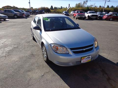 2010 Chevrolet Cobalt for sale at 21ST CENTURY MOTORS in Gorham ME