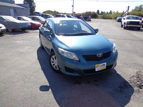 2010 Toyota Corolla for sale in Gorham, ME