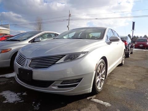 2013 Lincoln MKZ for sale in Gorham, ME