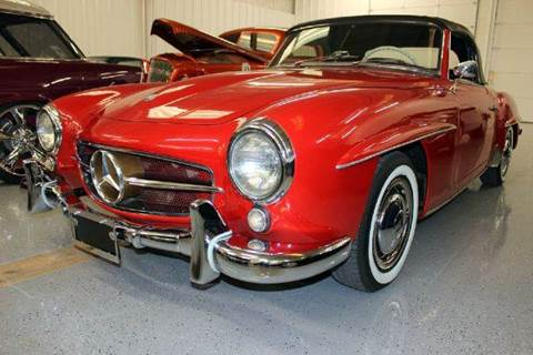 1958 Mercedes Benz 190 Class For Sale In Fort Worth, TX