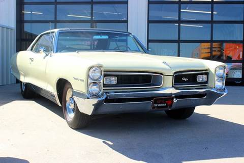 1966 Pontiac Grand Prix for sale in Fort Worth, TX