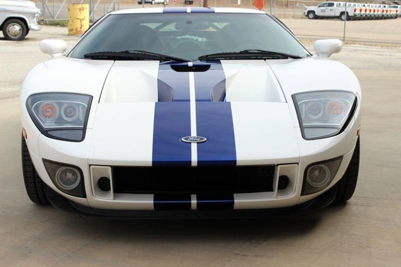 2005 Ford GT 4