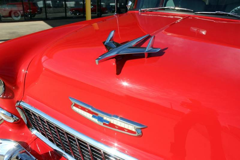 1955 Chevrolet 210 33
