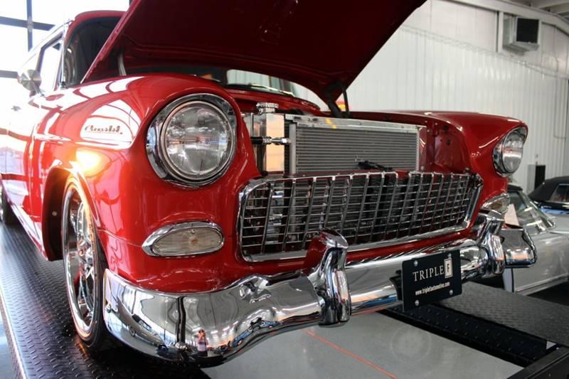 1955 Chevrolet 210 55
