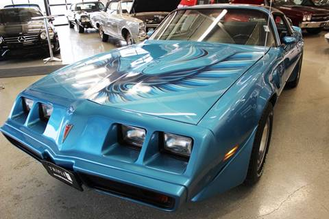 1980 Pontiac Trans Am for sale in Fort Worth, TX