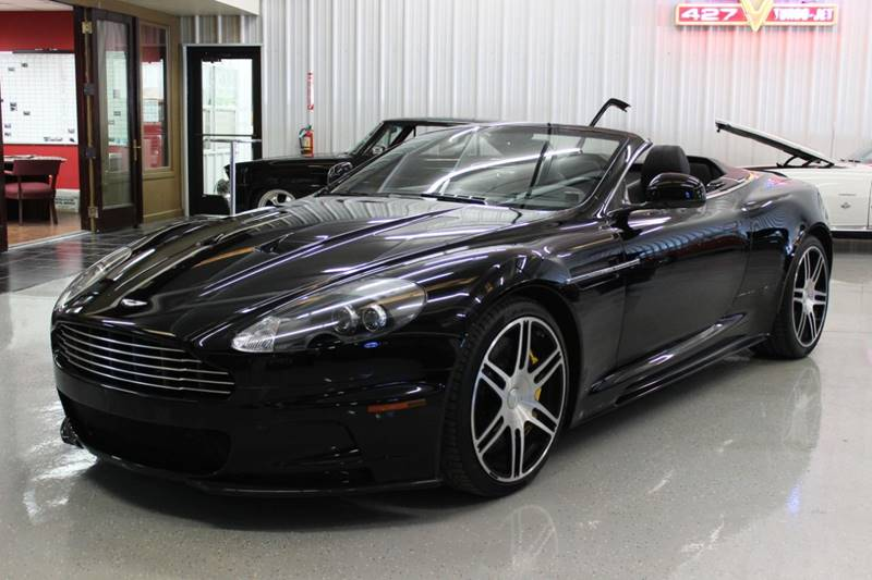 2012 Aston Martin DBS 1