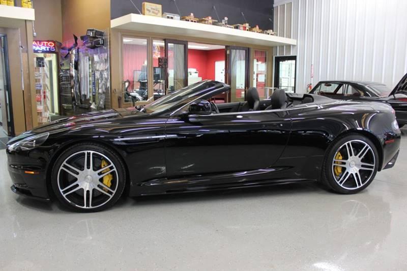 2012 Aston Martin DBS 3