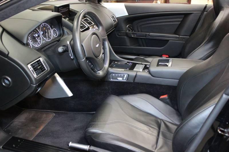 2012 Aston Martin DBS 19