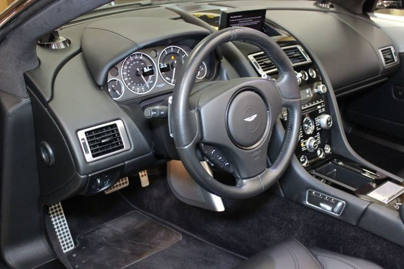 2012 Aston Martin DBS 20