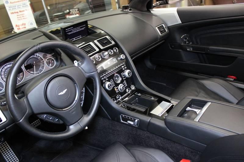 2012 Aston Martin DBS 21