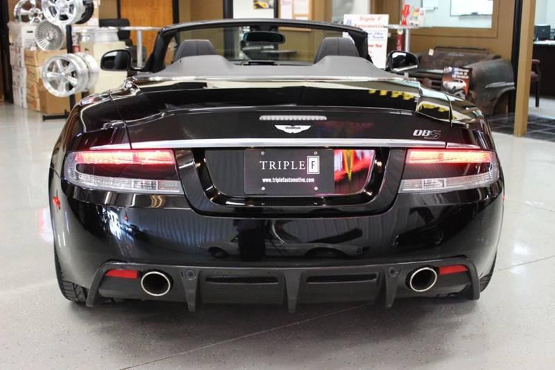 2012 Aston Martin DBS 29