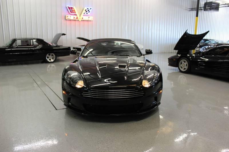 2012 Aston Martin DBS 30