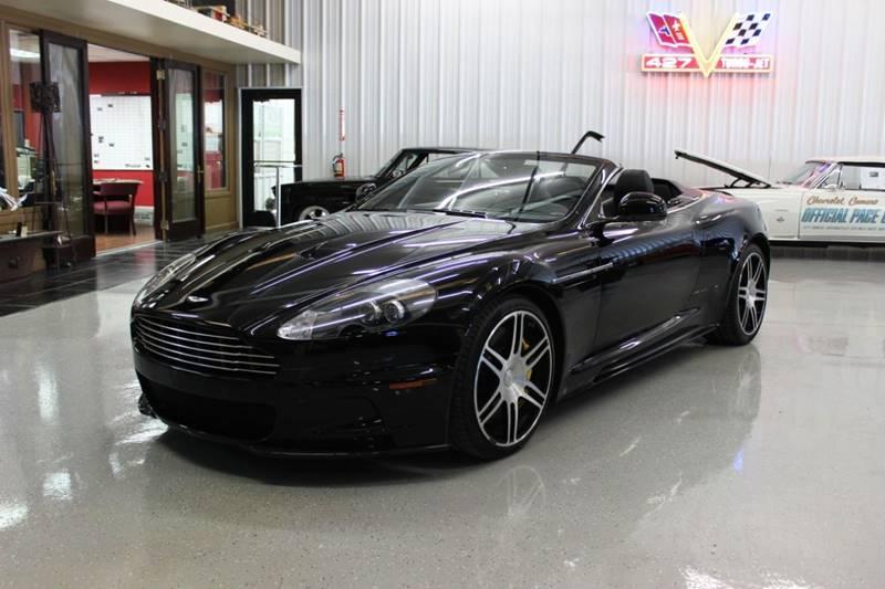 2012 Aston Martin DBS 34