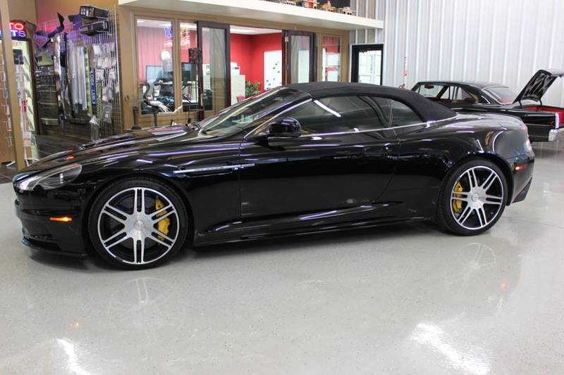 2012 Aston Martin DBS 38