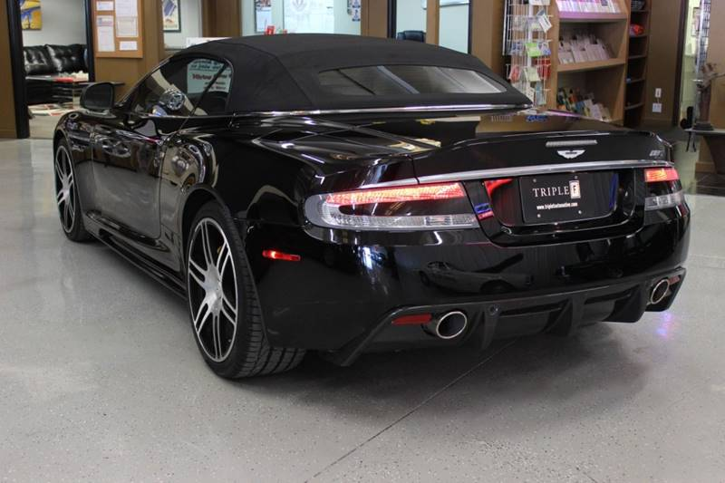 2012 Aston Martin DBS 40