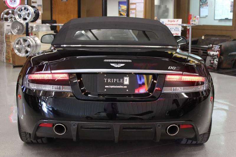 2012 Aston Martin DBS 42