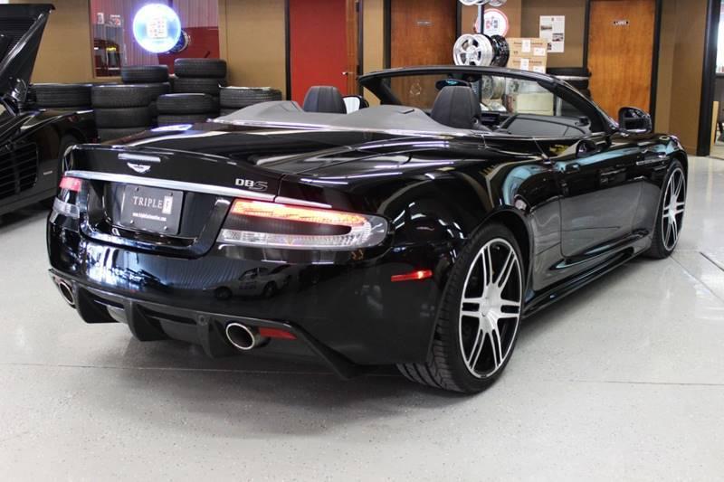 2012 Aston Martin DBS 45
