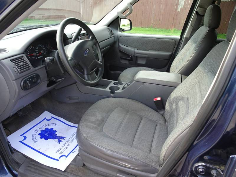 2003 Ford Explorer 4dr XLS 4WD SUV - Clarence IA