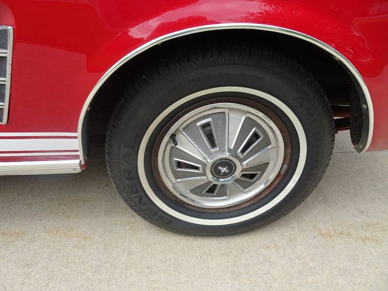 1966 Ford Mustang  - Clarence IA