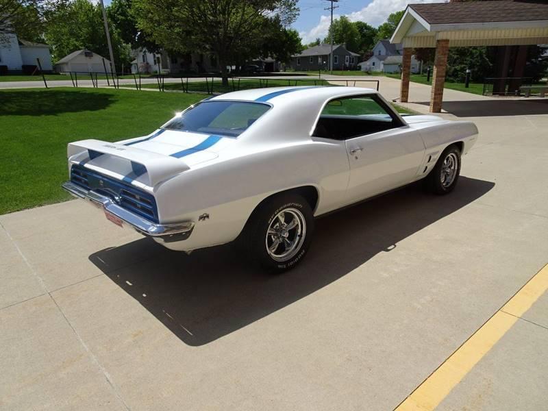 1969 Pontiac Firebird Trans Am Tans Am  - Clarence IA