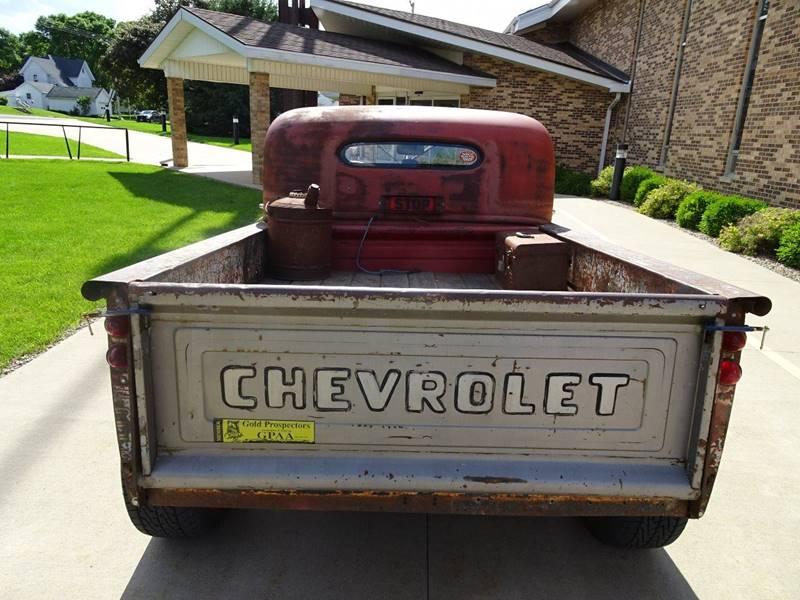 1941 Chevrolet C/K 10 Series Rattitude - Clarence IA