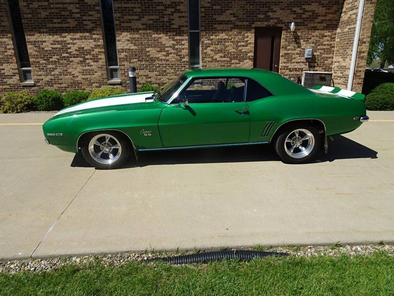 1969 Chevrolet Camaro SS Tribute!! - Clarence IA