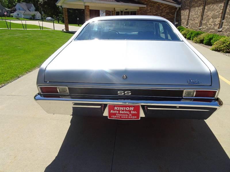 1969 Chevrolet Nova SS Tribute - Clarence IA