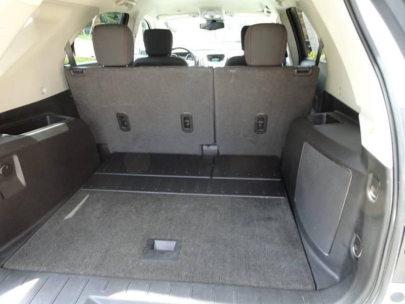 2012 Chevrolet Equinox AWD LT 4dr SUV w/ 1LT - Clarence IA