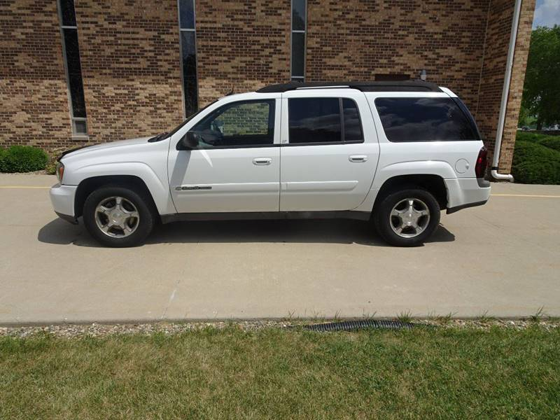2004 Chevrolet TrailBlazer EXT LT 4WD 4dr SUV - Clarence IA