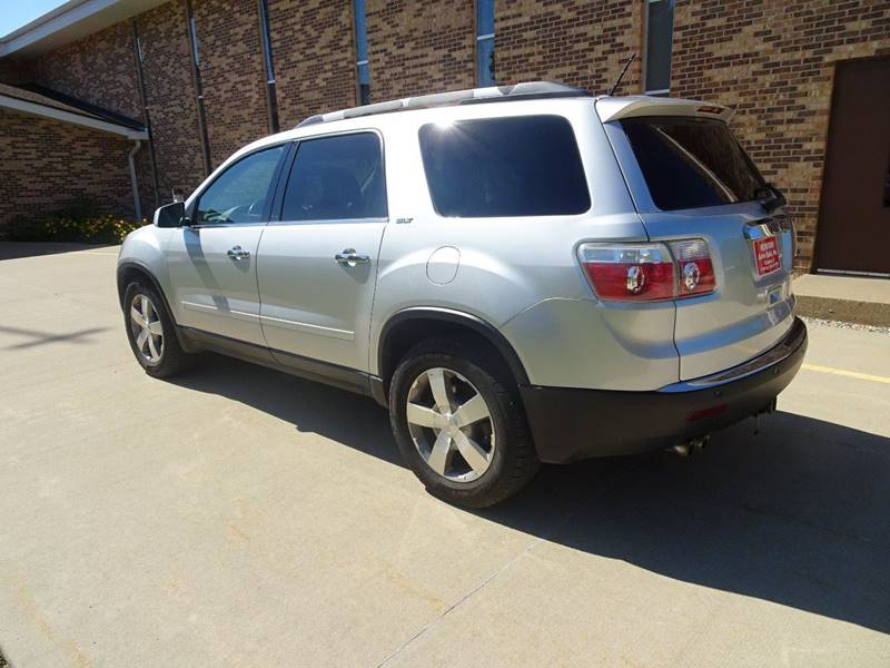 2010 GMC Acadia AWD SLT-1 4dr SUV - Clarence IA