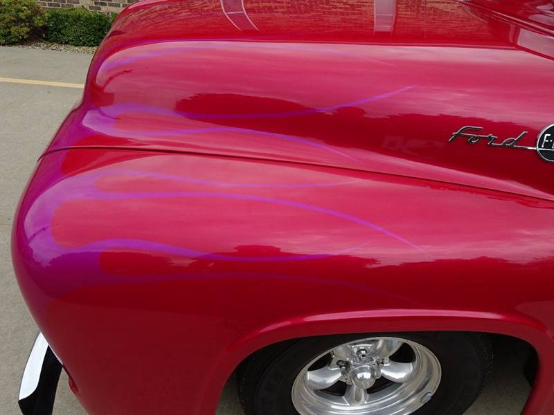 1955 Ford F-100  - Clarence IA