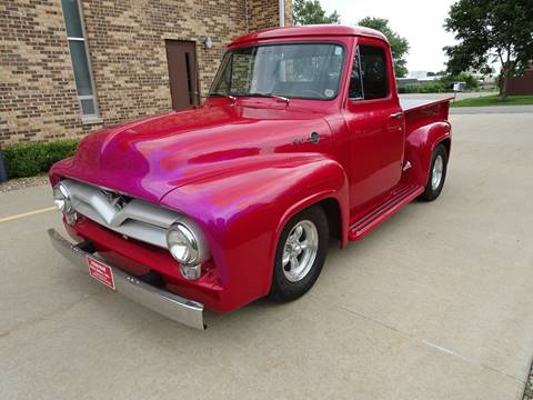 1955 Ford F-100 for sale in Clarence, IA