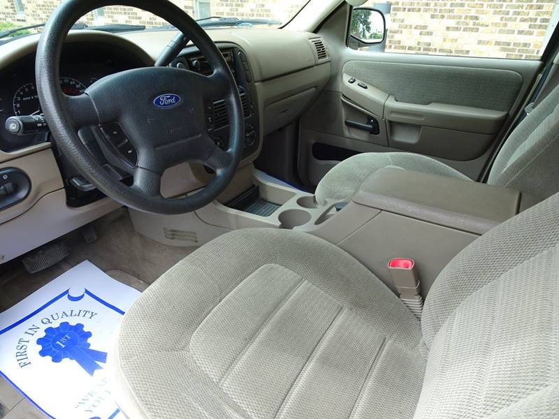 2002 Ford Explorer 4dr XLT 4WD SUV - Clarence IA
