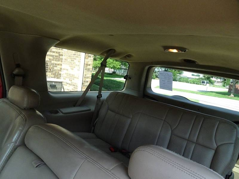 2003 Ford Excursion Eddie Bauer 4WD 4dr SUV - Clarence IA