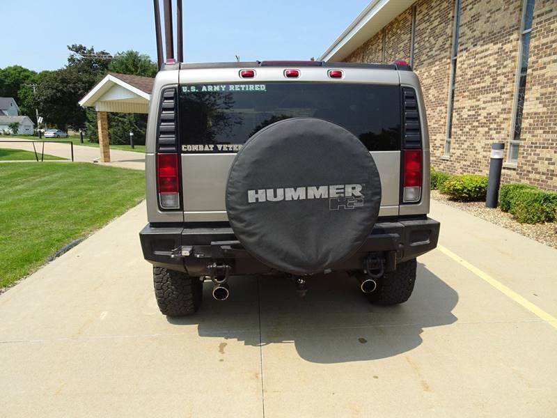 2005 HUMMER H2 Lux Series 4WD 4dr SUV - Clarence IA