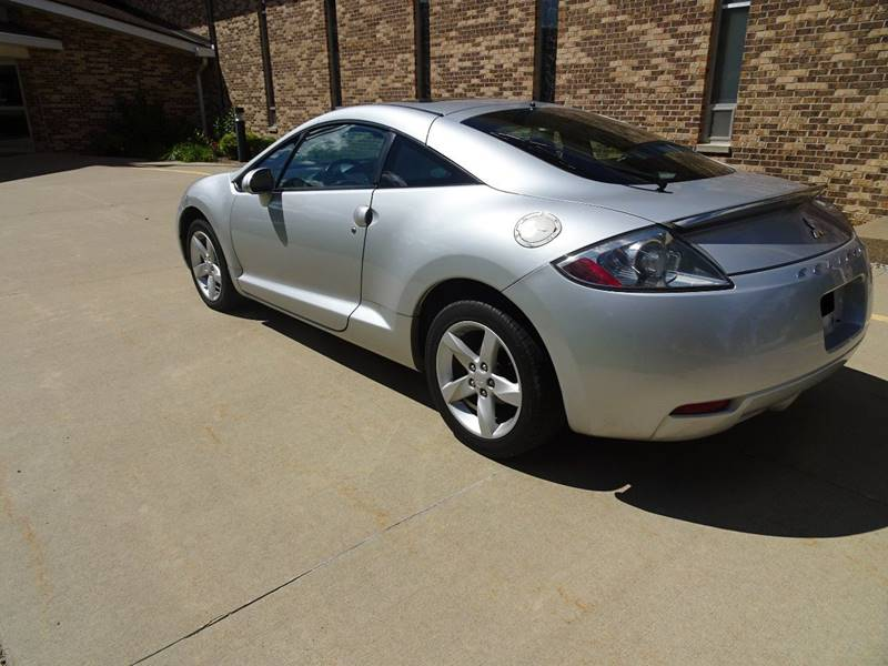 2006 Mitsubishi Eclipse GS 2dr Hatchback w/Automatic - Clarence IA