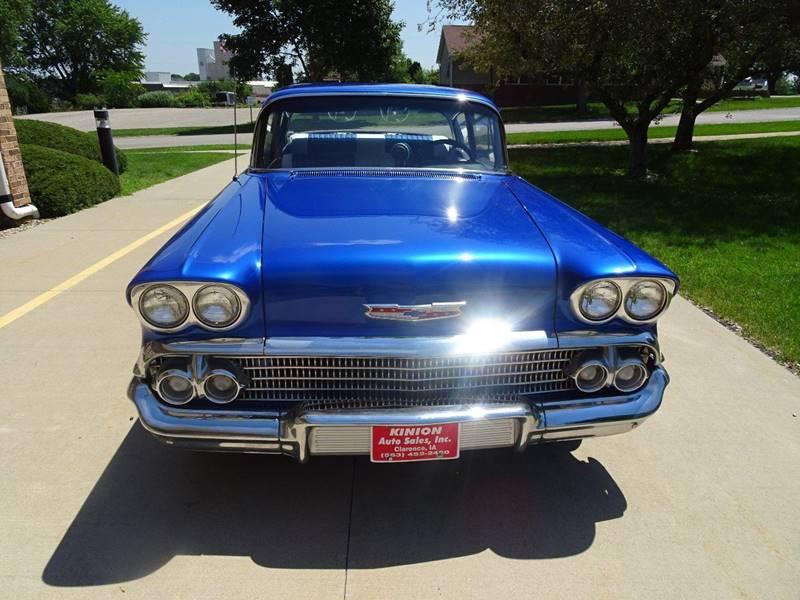 1958 Chevrolet Delray  - Clarence IA