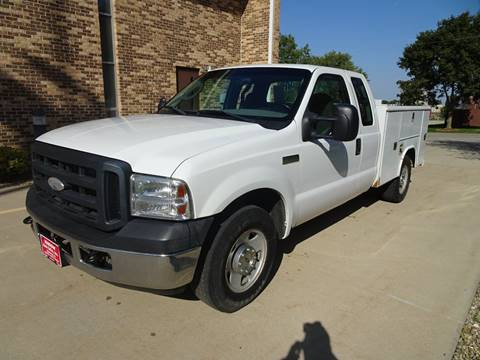 2006 Ford F-250 Super Duty for sale in Clarence, IA