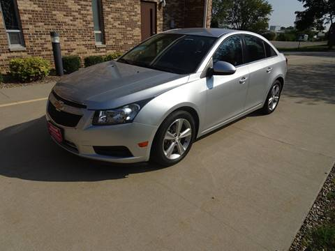 2013 Chevrolet Cruze for sale in Clarence, IA