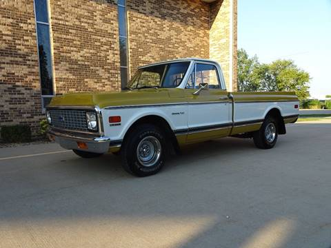 1972 Chevrolet C/K 10 Series for sale in Clarence, IA