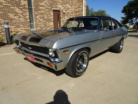 1970 Chevrolet Nova for sale in Clarence, IA