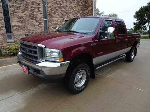 2004 Ford F-350 Super Duty for sale in Clarence, IA