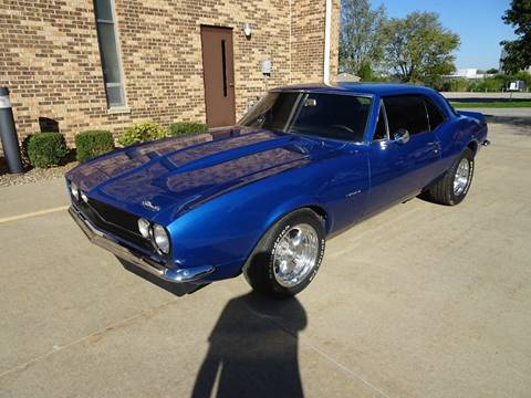1967 Chevrolet Camaro for sale in Clarence, IA