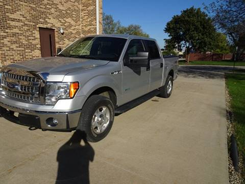 2014 Ford F-150 for sale in Clarence, IA
