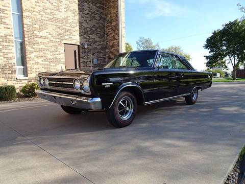 1967 Plymouth GTX for sale in Clarence, IA