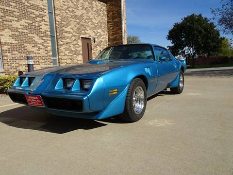 1979 Pontiac Firebird Trans Am for sale in Clarence, IA