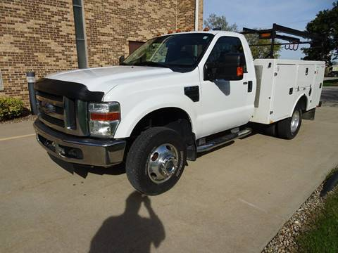 2009 Ford F-350 Super Duty for sale in Clarence, IA