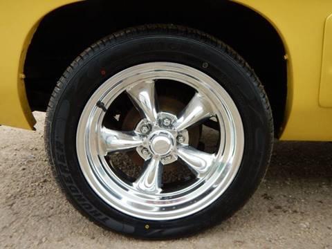 1969 Pontiac Firebird Trans Am