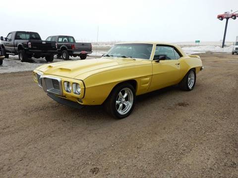 1969 Pontiac Firebird Trans Am for sale in Clarence, IA