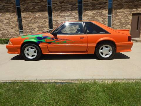 1992 Ford Mustang For Sale In New Jersey Carsforsale